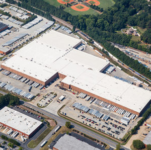 Atlanta logistics facility: 2500 Cobb International Blvd., Kennesaw, GA