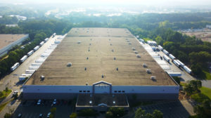Atlanta logistics facility: 2750 Barrett Lakes Blvd. Kennesaw, GA 30144